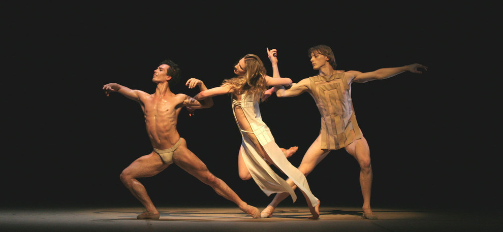 Image result for the legend of joseph hamburg ballet images